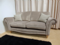 Wellington Velvet 3 Seater sofa